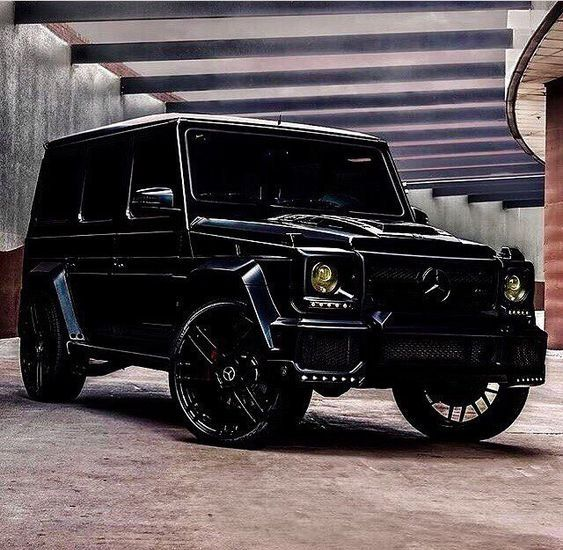 Luxury Cars, Mercedes Benz G