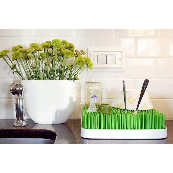 SECAPLATOS GRASS- | accesorios | Pinterest | Secaplatos, Cocinas y ...