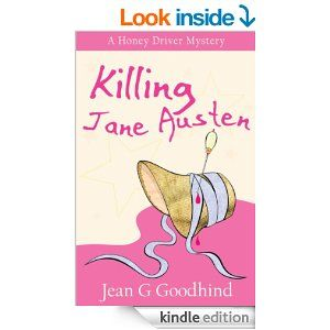 Amazon com: Killing Jane Austen - A Honey Driver murder