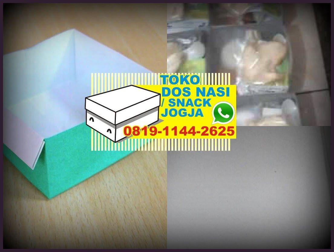 Tumpukan Kotak Snack Harga Kotak Nasi Gabus Dos Snack Percetakan