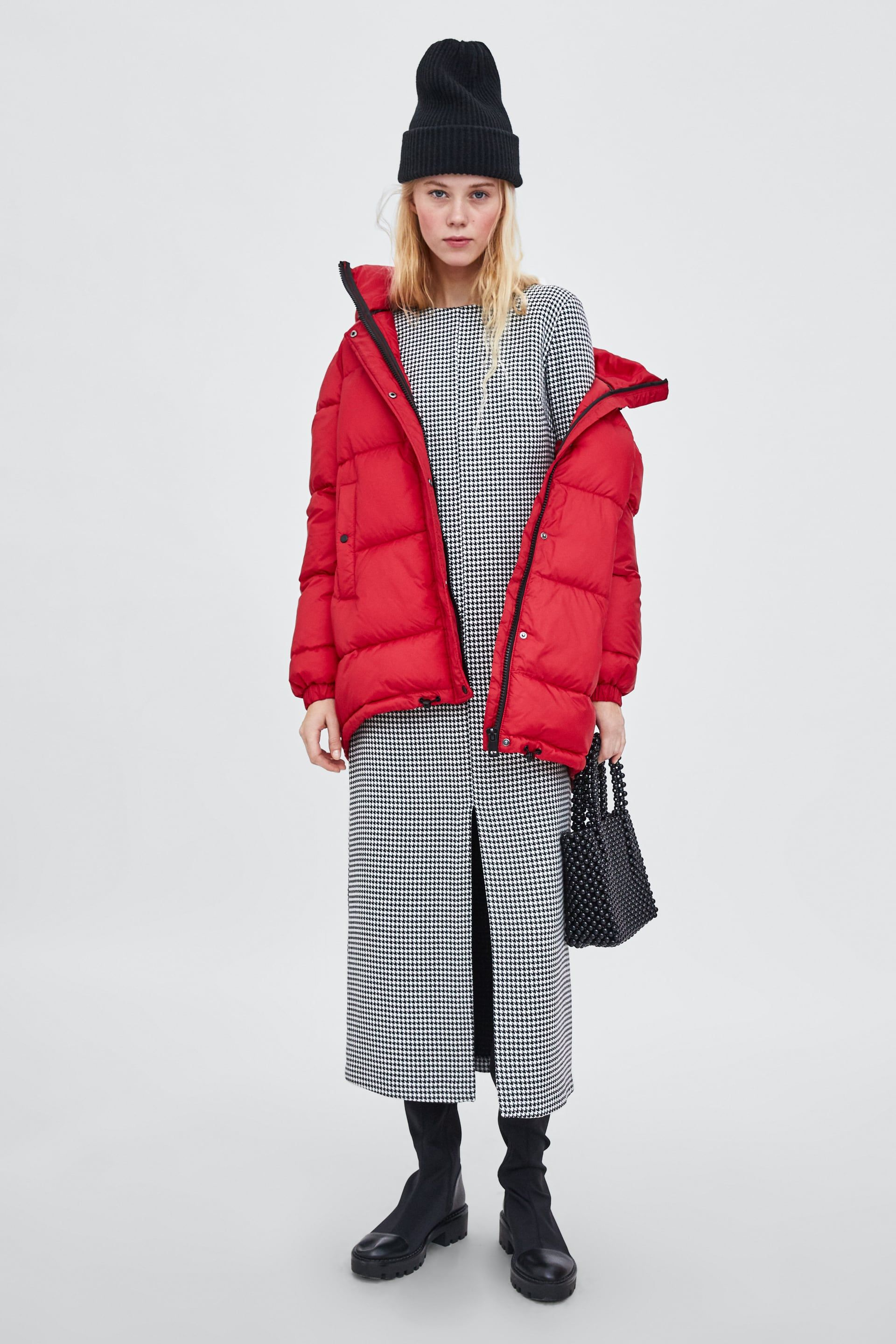 d7c1eb62 Image 1 of WATER-RESISTANT SORONA® PUFFER JACKET from Zara Padded Jacket,  Zara