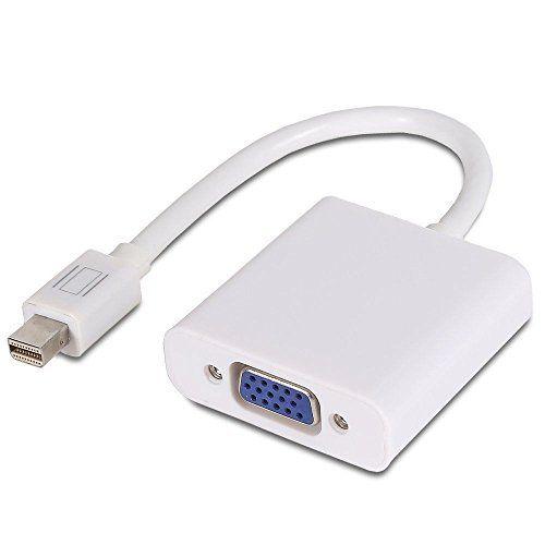 Mondpalast Bianco Mini Displayport miniDP verso cavo VGA female 1080p video convertitore per Apple MacBook MacBook Pro MacBook Air iMac 21.5 mondpalast http://www.amazon.it/dp/B00VWA3E0K/ref=cm_sw_r_pi_dp_RHIzwb04914AE