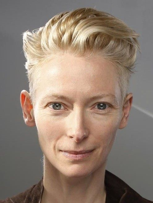 Épinglé par Andréa sur H A I R en 2019 Tilda
