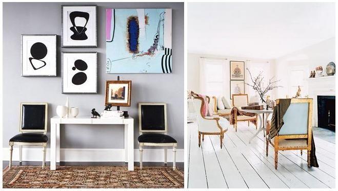 A Louis Chair   So Versatile