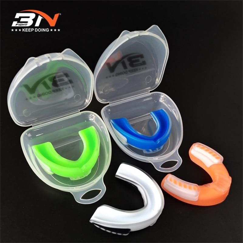 Mouthguard Adult Mouth Guard Teeth Protector Boxing Football Basketball Tool New