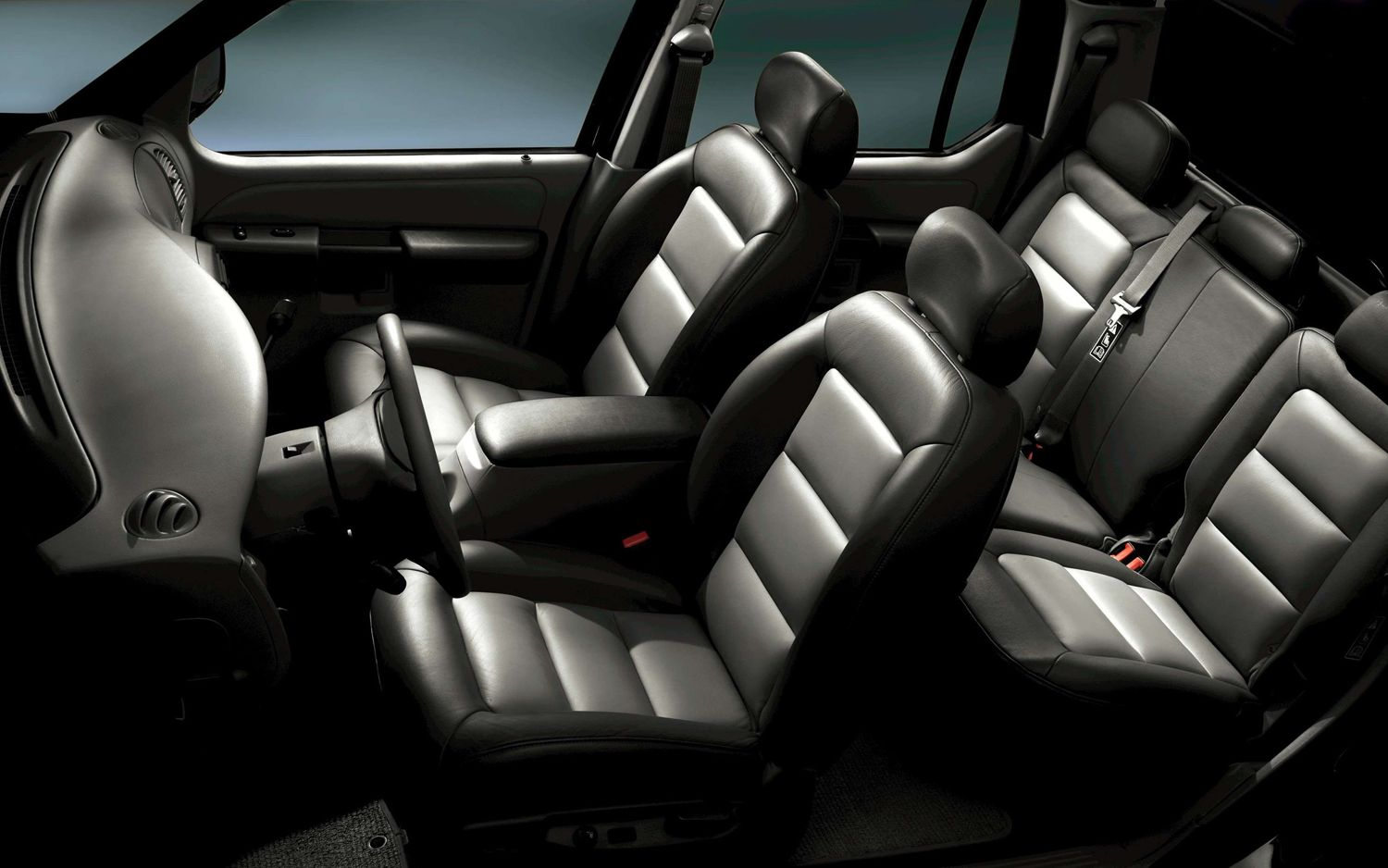 2003 Ford Explorer Sport Trac Interior View (With images