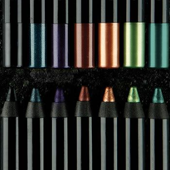 zoeva graphic eyes kaja in nyx  cosmetic sets graphic
