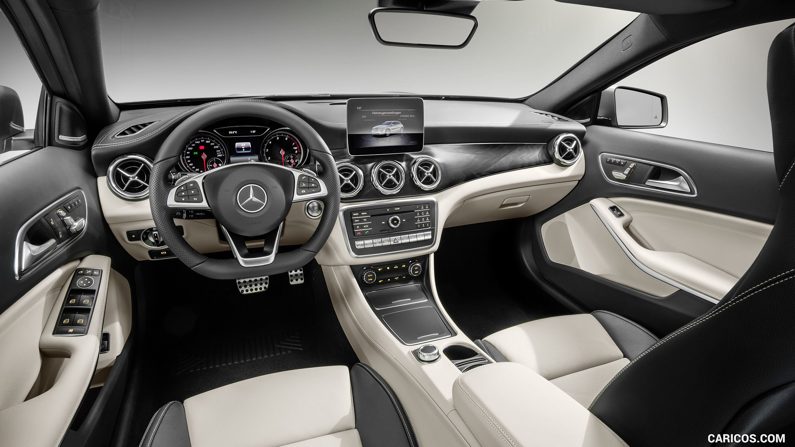2018 Mercedes-Benz GLA Wallpaper | Art Evereything in 2018 ...