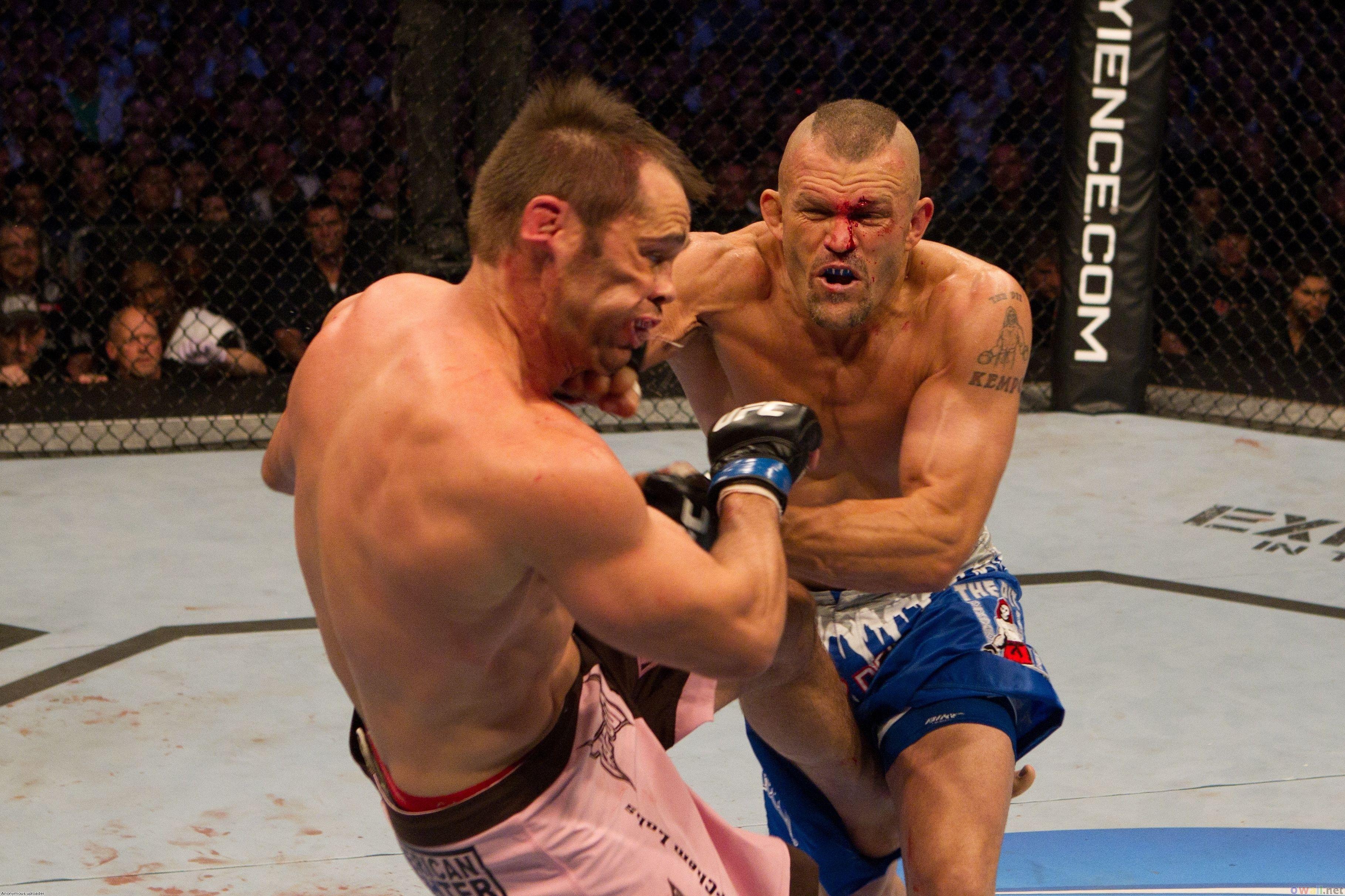 UFC longest title reigns of Chuck Liddel