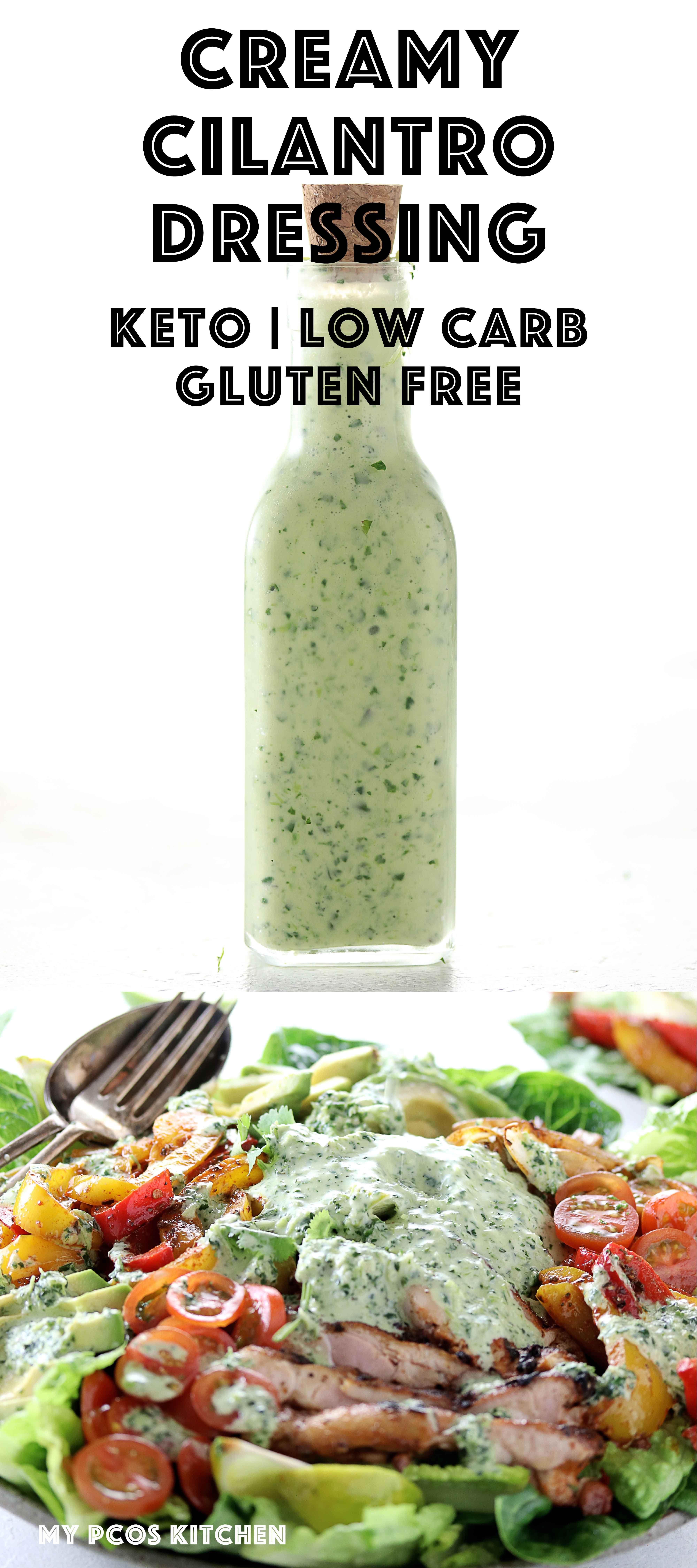 Koriander-Limetten-Vinaigrette – My PCOS Kitchen – Eine köstliche …   – low carb diet
