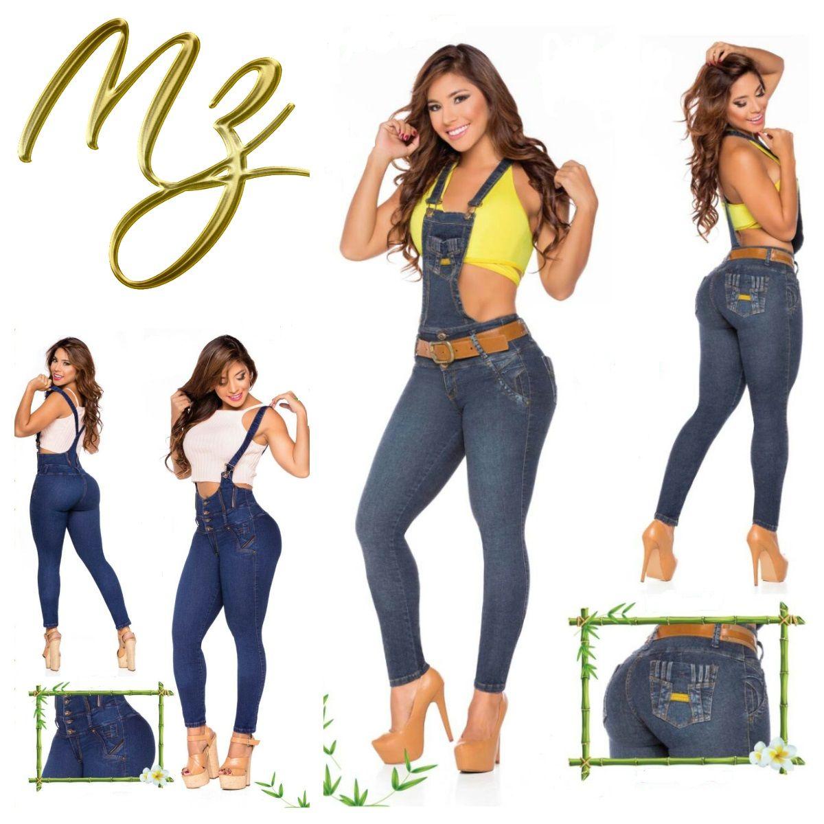 a6a9807600ed Tienda Mostaza ofrece los mejores Jeans Levanta-cola 100 ...