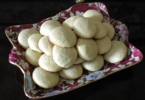 Elizabethan Sugar Cakes Recipe