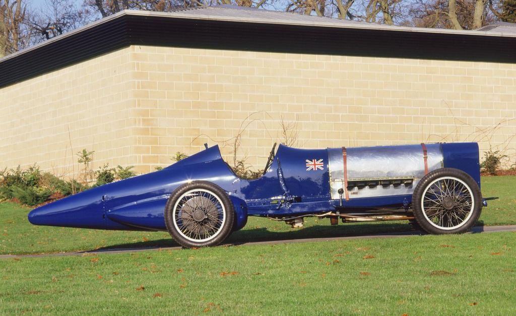 Sunbeam 350 HP: la Blue Bird è stata restaurata