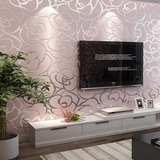 Papel para dormitorios papel pintado mural exquisitos - Ideas papel pintado dormitorio ...