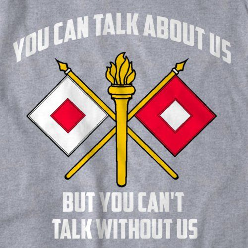 Signal Corps Tee Army Navy March On And Other West Point Memories
