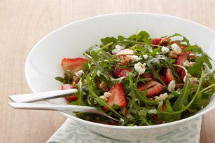 Strawberry-Feta Salad recipe