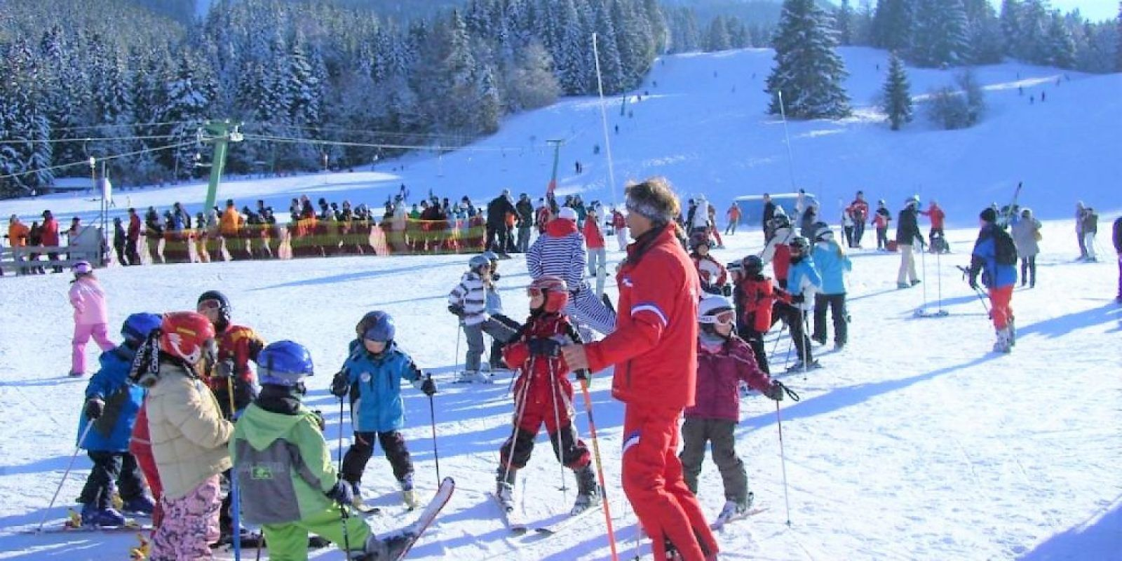 Ski Resort With Trainers For Skiing Lessons Copper Mountain Skiing Lessons Mountain Style