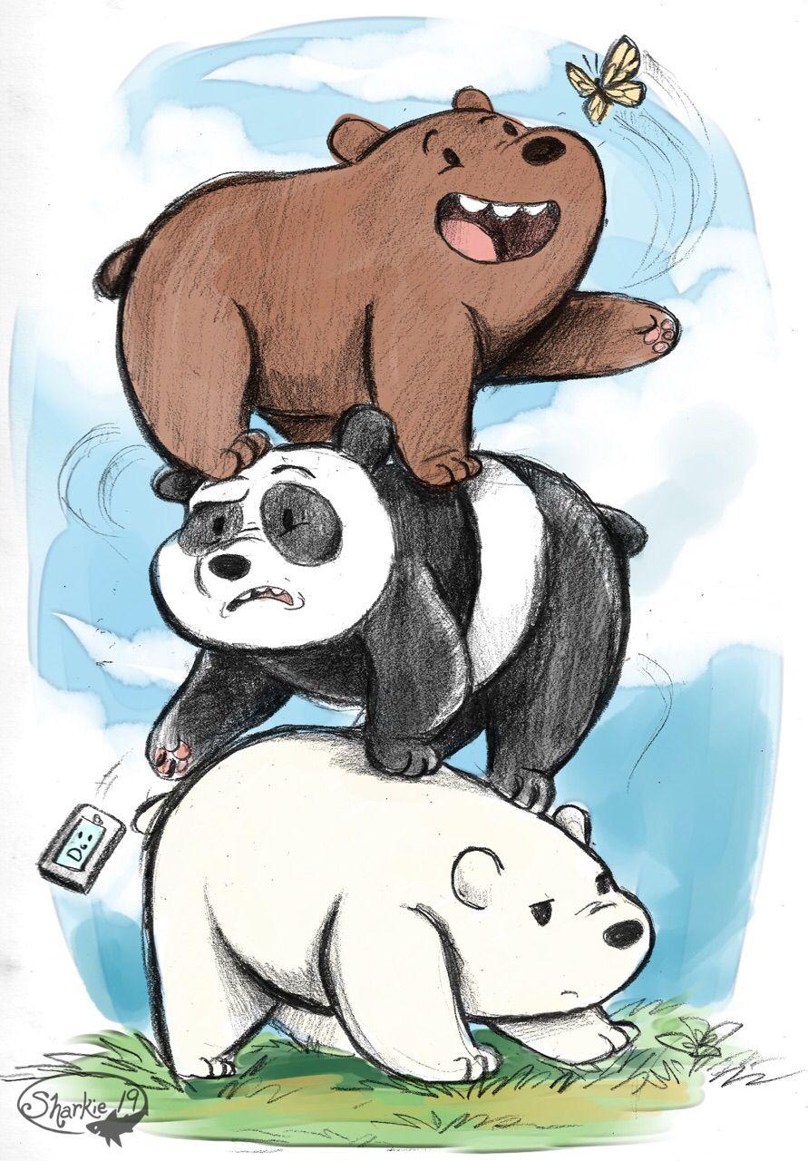 Urso Sem Curso Desenho Com Imagens Arte Com Urso Wallpaper De