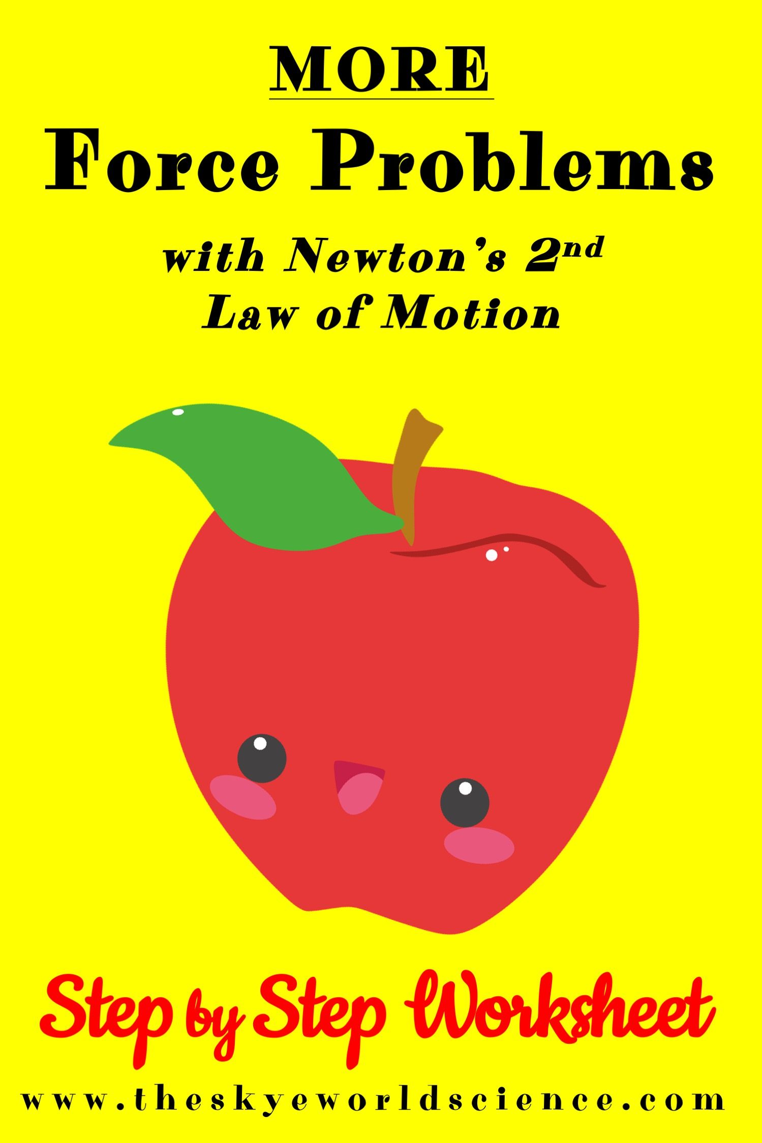 More Force Problems Using Newton S 2nd Law Of Motion