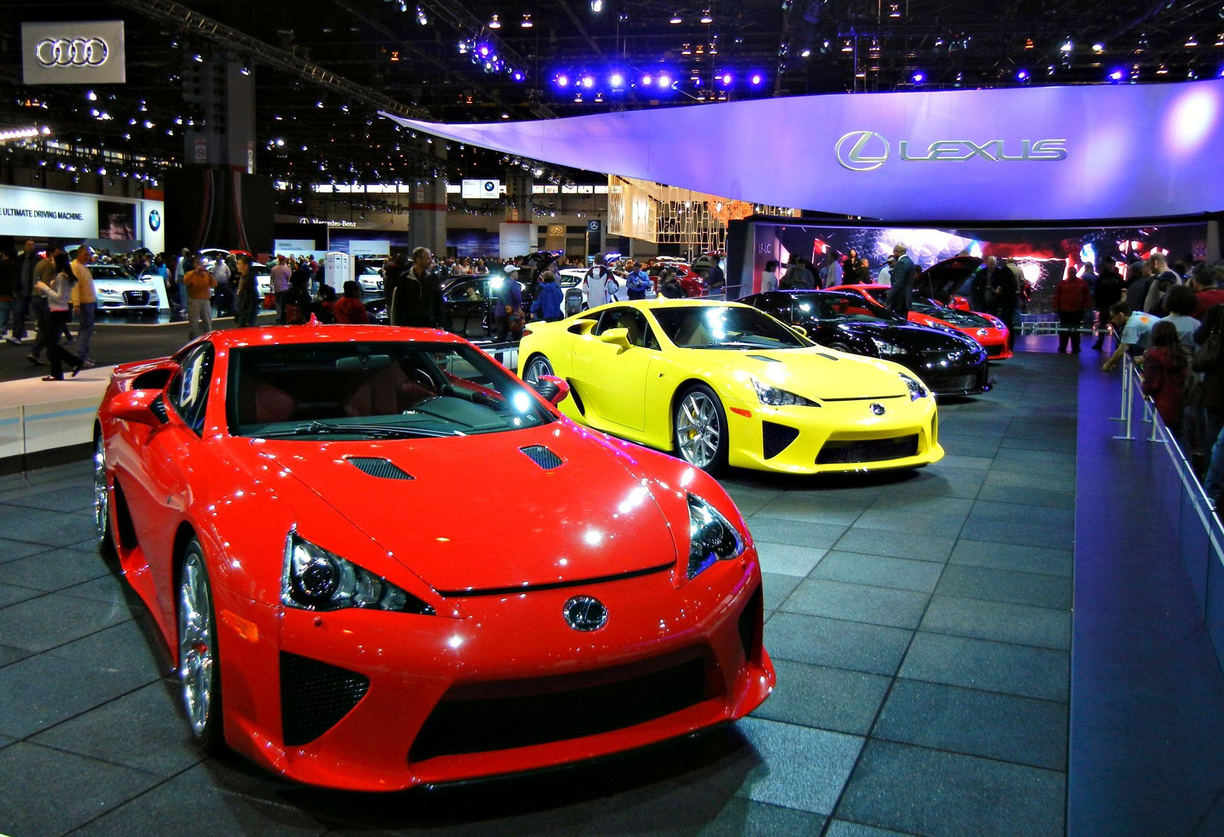 Don't Fall Prey To Crooked Auto Mechanics!   Lexus lfa ...