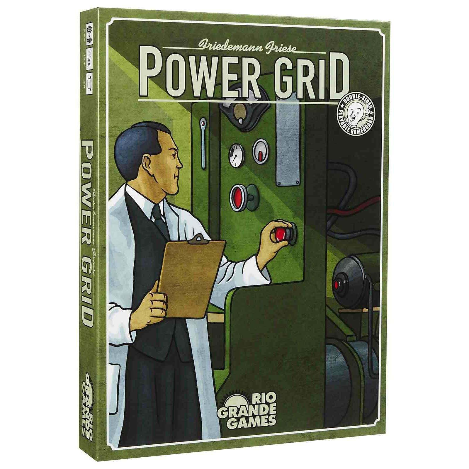 POWERGRID Toy Jungle Online Store Power grid board