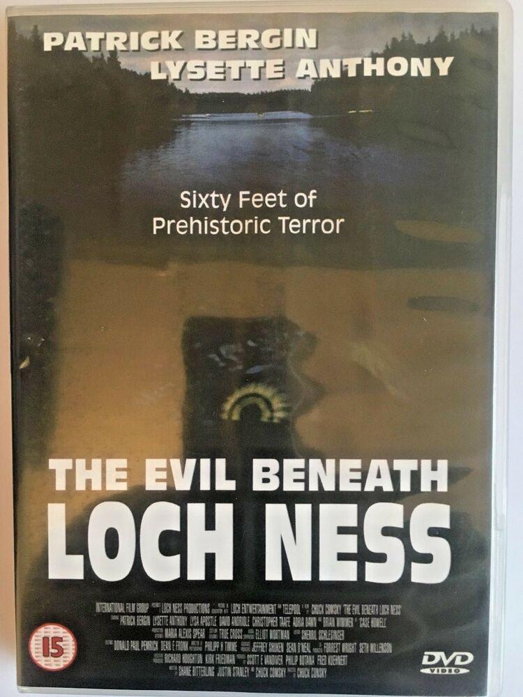 Evil Beneath Loch Ness (DVD, 2002), Region 2, Monster Horror