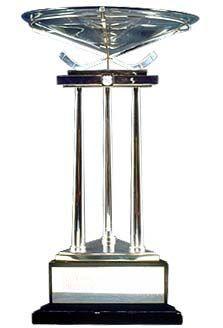 Le Trophée des Présidents (President'sTrophy) remis à l'équipe ayant accumulé le plus de points au classement général de la Ligue nationale de hockey.
