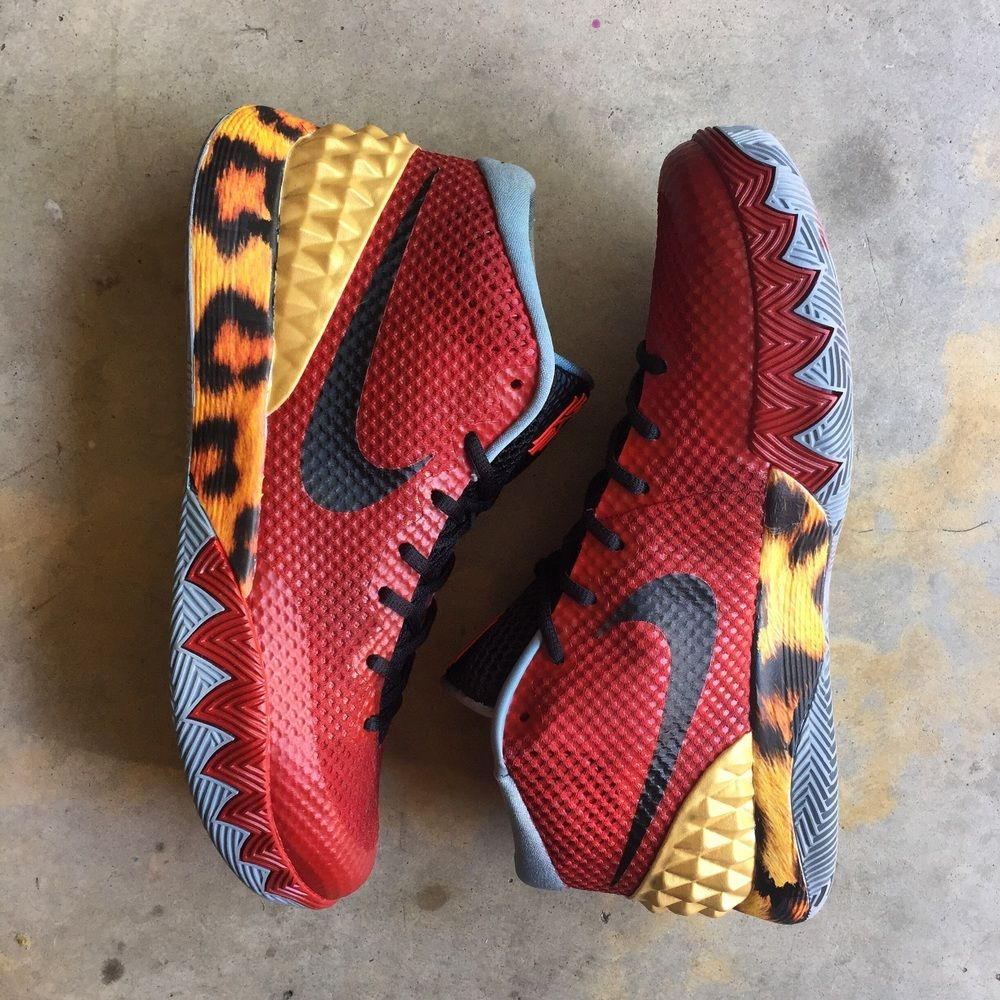 buy popular 71784 f543f ... Nike Kyrie 1 2K14 Custom ...