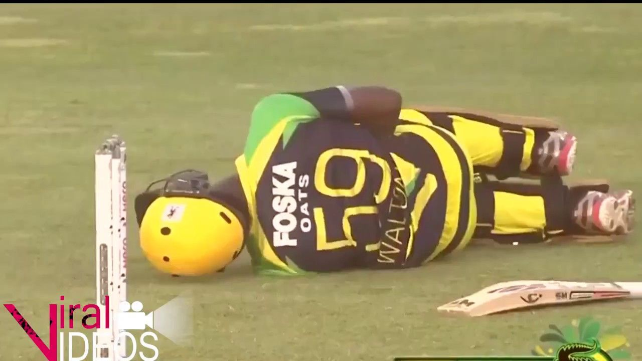Painful Worst Injuries in Cricket History ball hits on