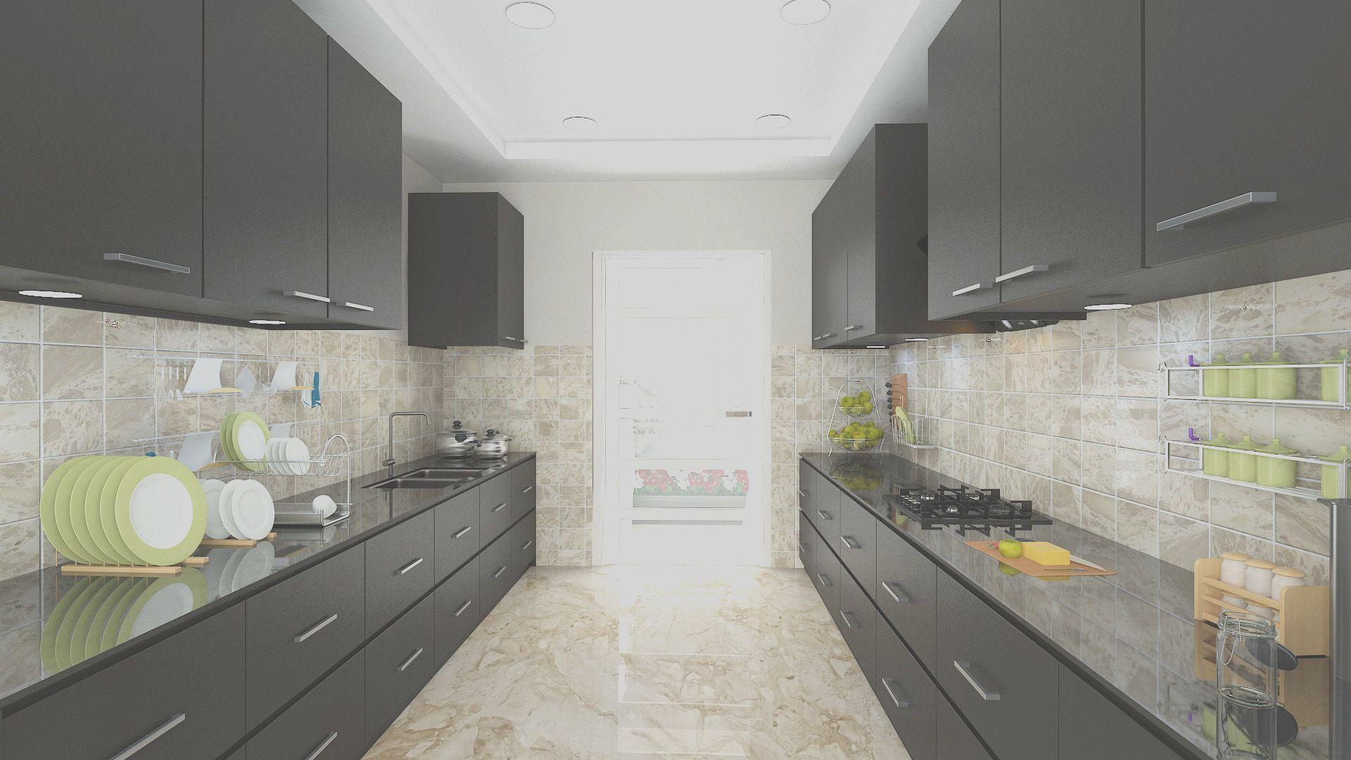 14 adorable parallel kitchen interior design image in 2020 kitchen interior interior design on kitchen interior parallel id=21109
