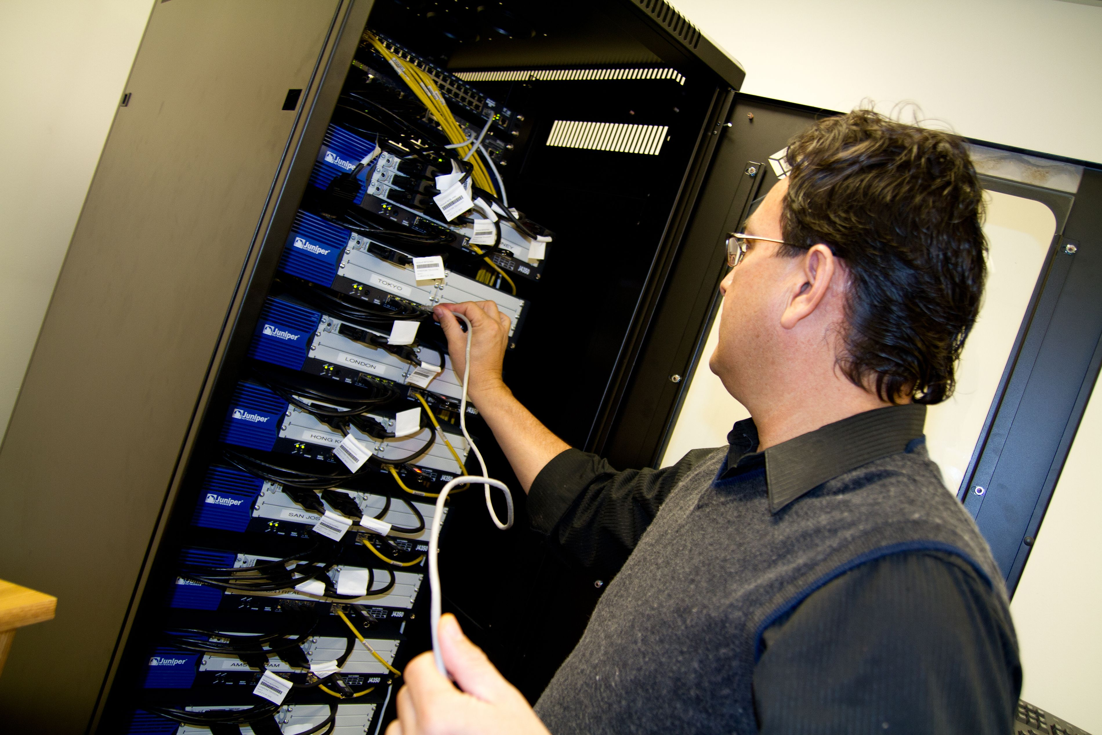 The Ogden campus offers several Information Technology