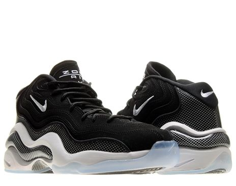 Look fresh in the retro styled Nike Air Zoom Flight 96 Mens Basketball  Shoes. Constructed using synthetic leather upper and a padded ankle collar,  ...