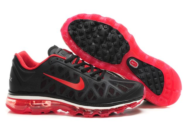 quite nice 7d8c9 e7285 Nike Air Max 2011 Mens Black Red   Shoes   Nike air max 2011, Nike ...