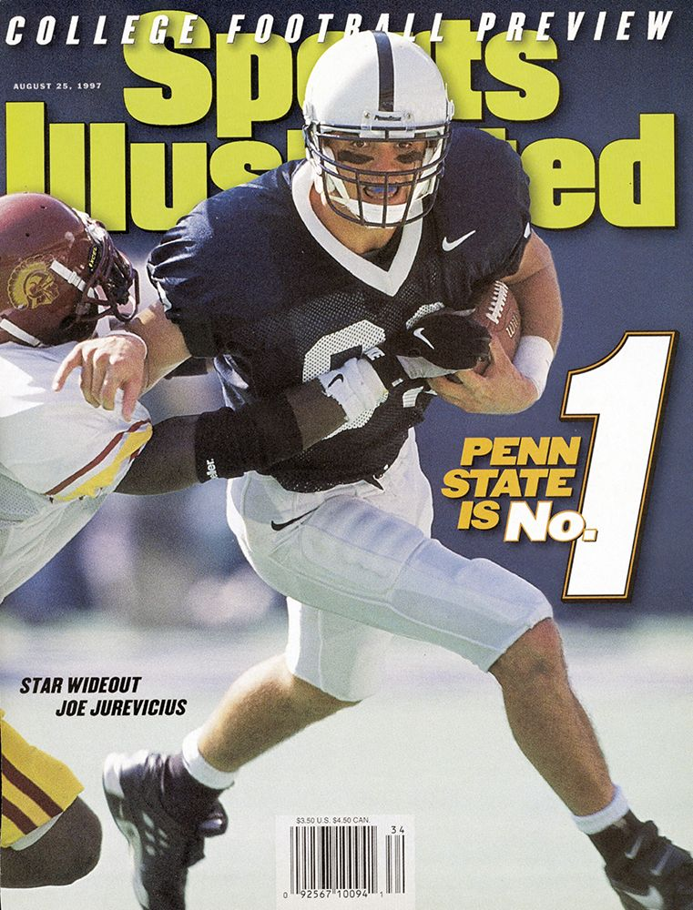 SI's best Penn State football photos (With images) Penn