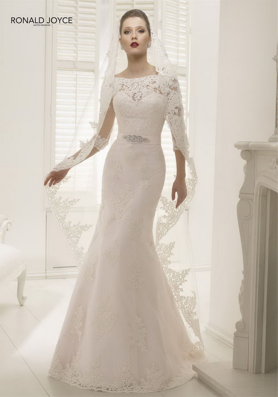 Ronald joyce bridal gown ronald joyce from