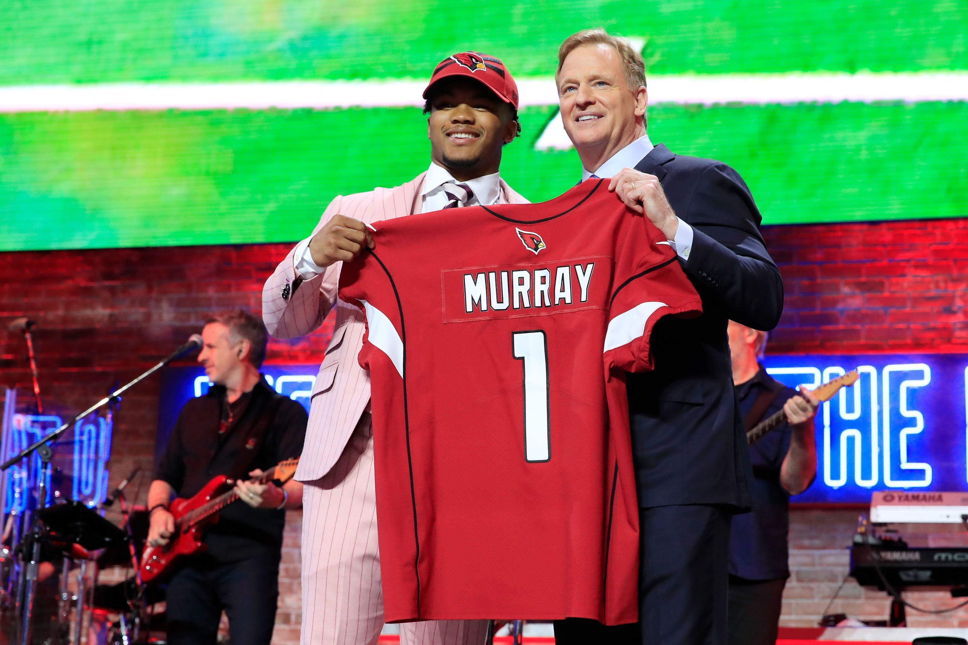 Tracking every firstround pick in the 2019 NFL Draft and