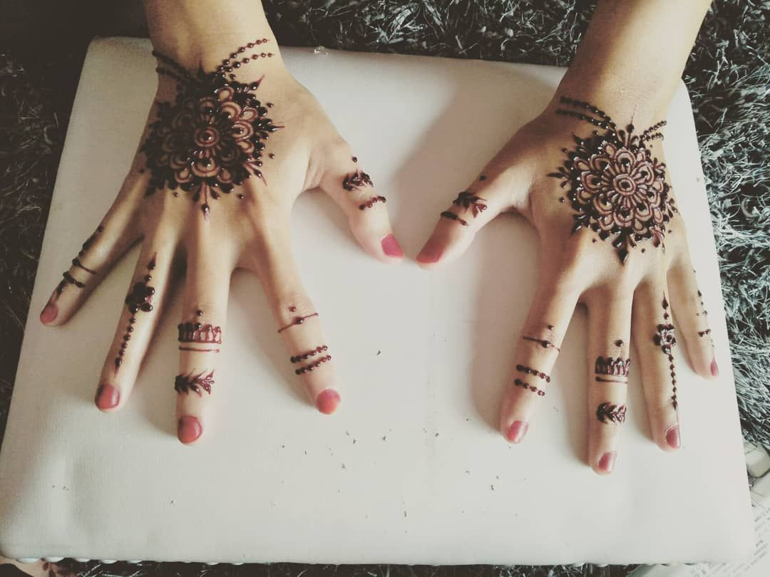 Tattoo Mehndi Tangan : Sesi menginai pakej henna only rm full kaki and tangan majlis