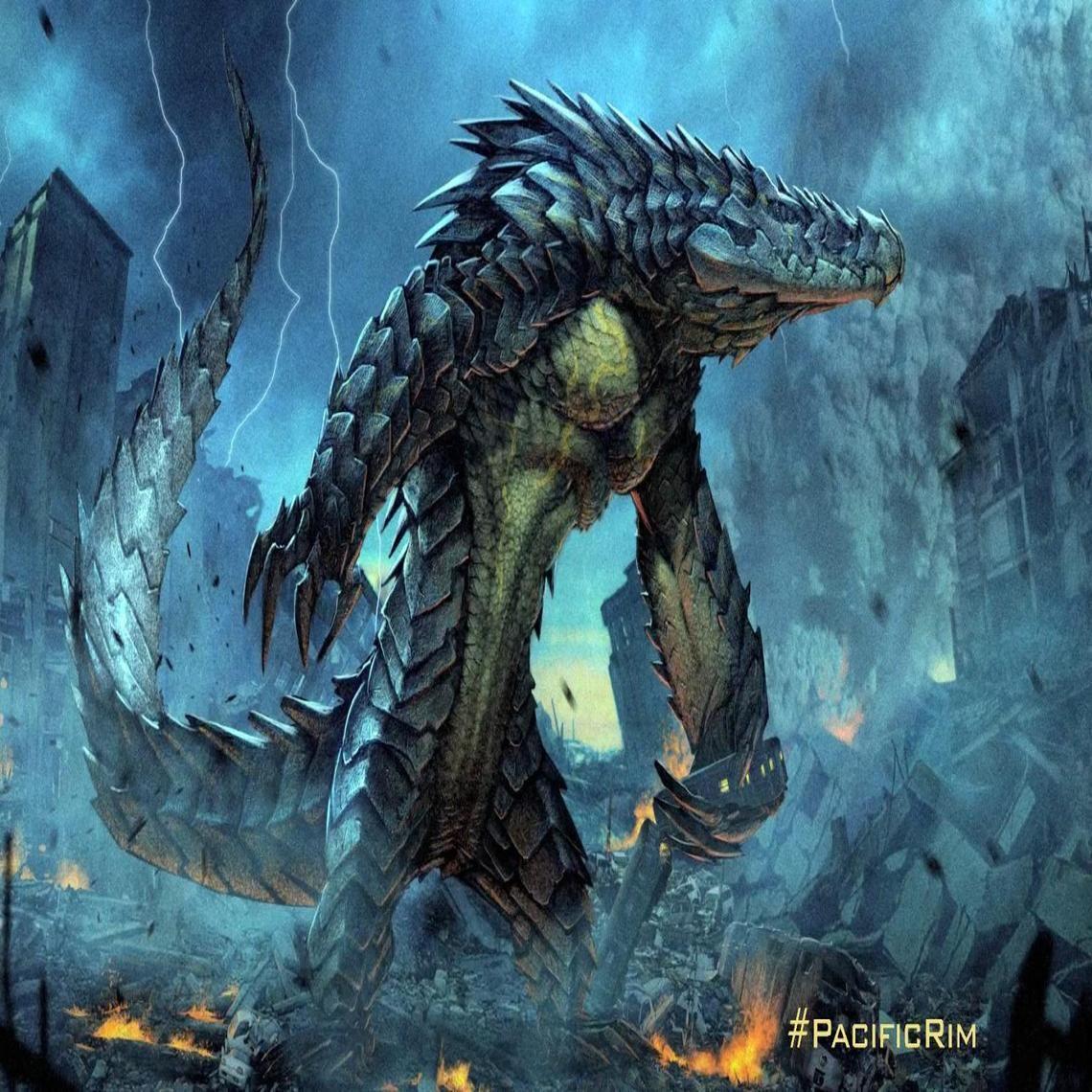 Pacific Rim Kaiju