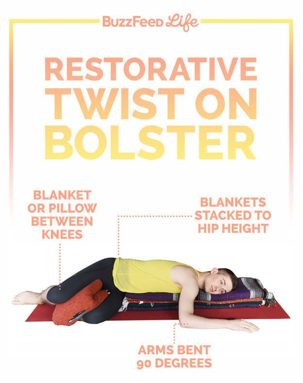 The 3 Best Yoga Poses For Stress Relief Easy Yoga Poses Cool Yoga Poses Yoga Poses