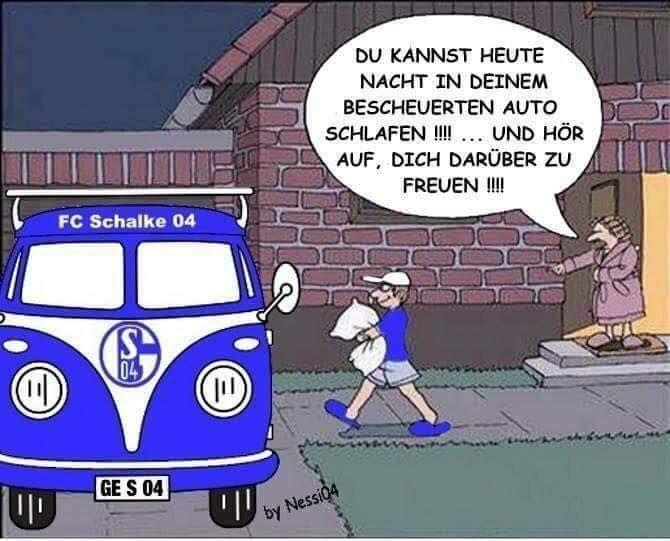 Pin Auf Schalke 04