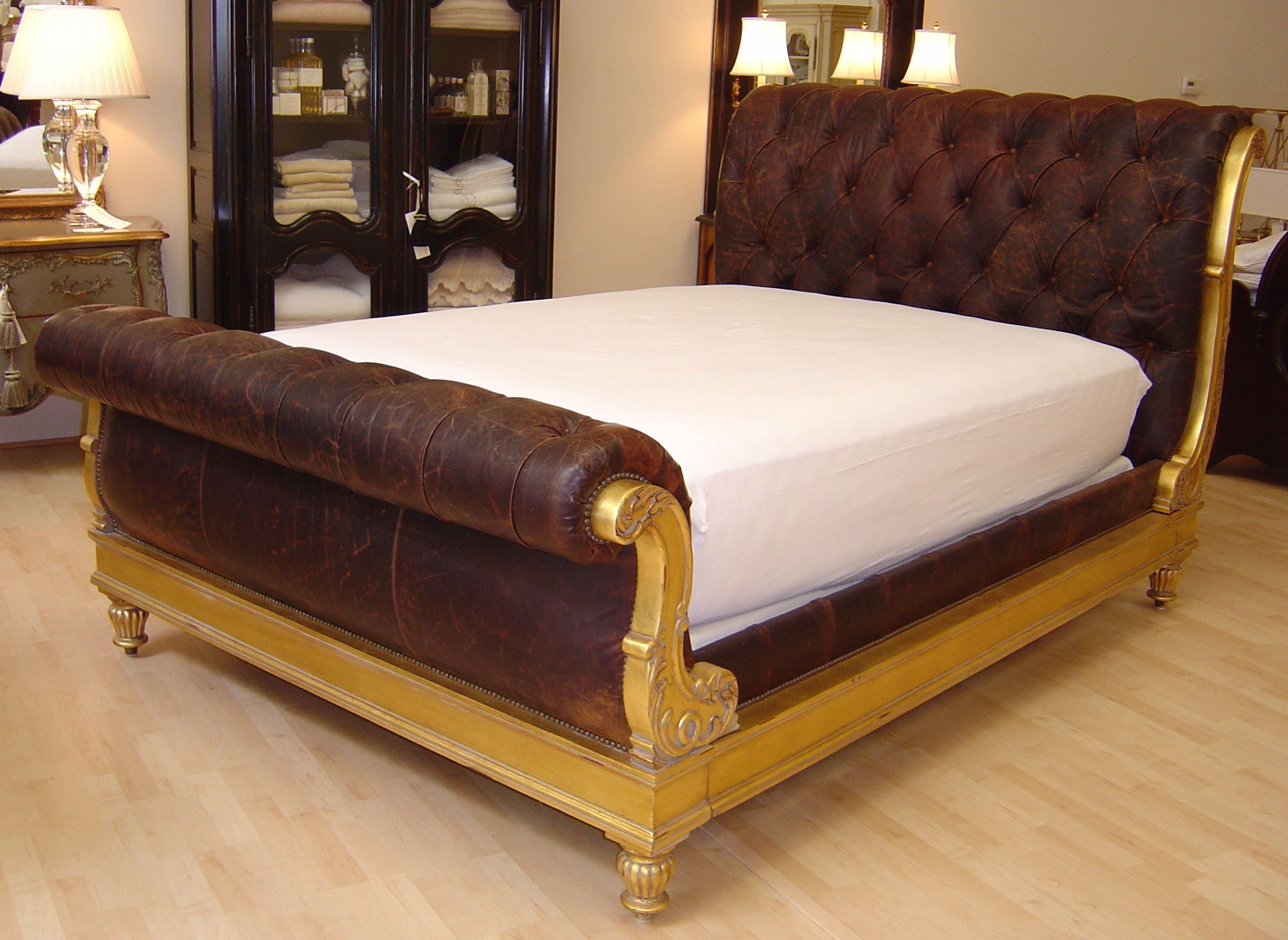 Ralph Lauren Clivedon Bed Queen