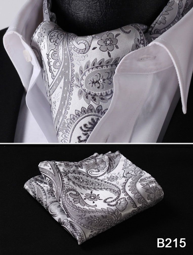 71cc34bd1eaf6 Ascot - Tristan Material: SilkTies Type: Victoria Tie SetStyle:  FashionSize: One SizeItem Type: Ties