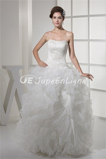 hot sale Sleeveless Ball Gown Satin Organza Soft Sweetheart http://en.jupeenligne.com/hot-sale-Sleeveless-Ball-Gown-Satin-Organza-Soft-Sweetheart-p19160.html