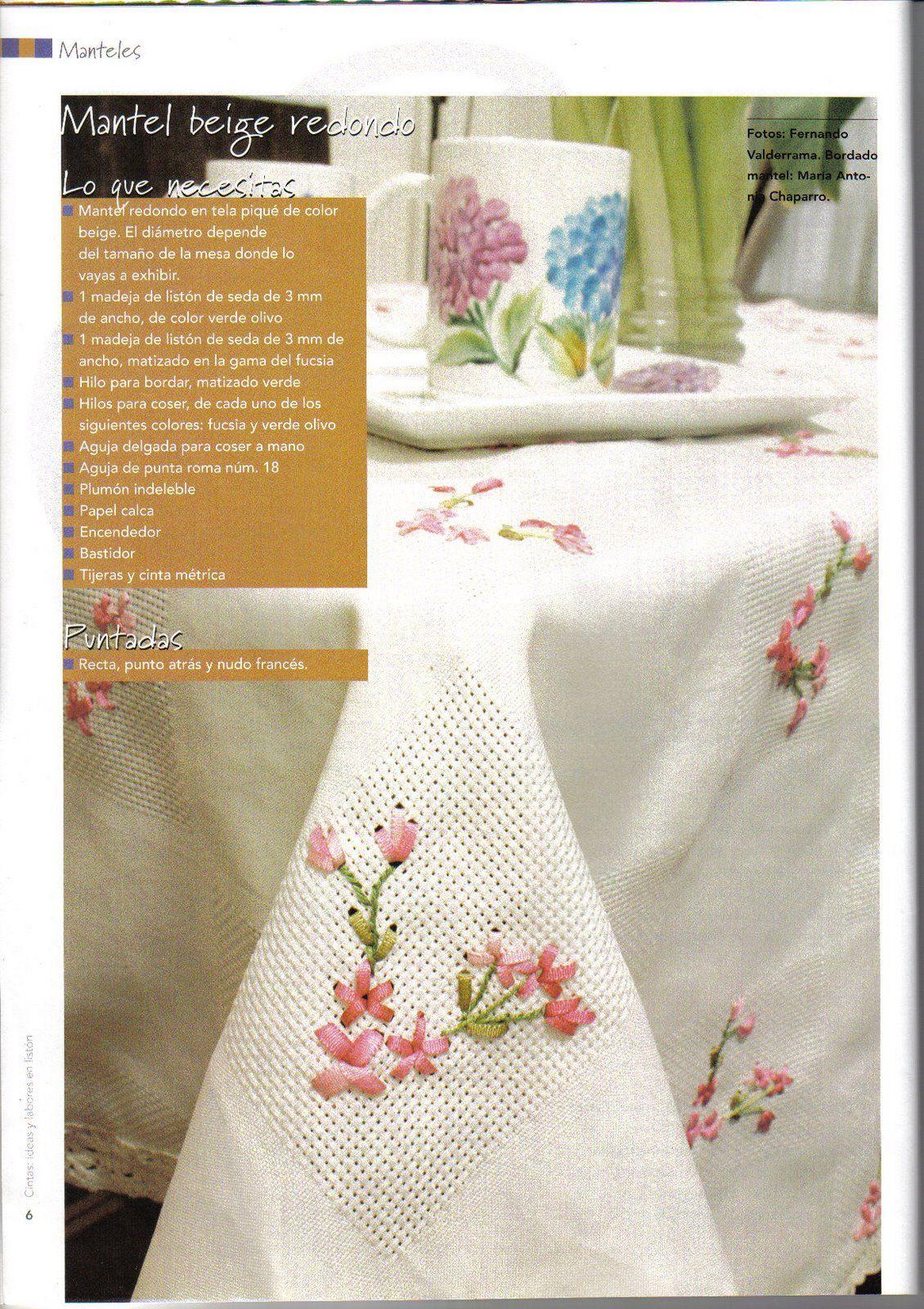 Resultado de imagen para patrones para bordar cojines | tejidos by ...