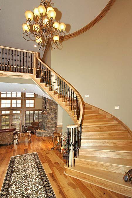 Lighting Basement Washroom Stairs: Stairway Mostly. Dislike The Light Fixture Ilike The Fire