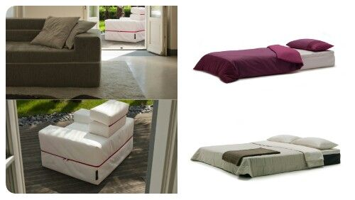 Divaletto By Enzo Palmisciano Is A Sofa With A Young Design Without Additional Mechanisms It Transforms Into A Single Double Or Twin Bed With Its Two Positio