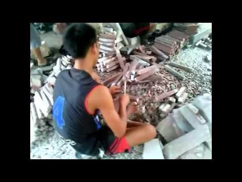Jual Batu Alam | Batu Alam | Jual Batu Alam MurahTiang Teras Rumah ...