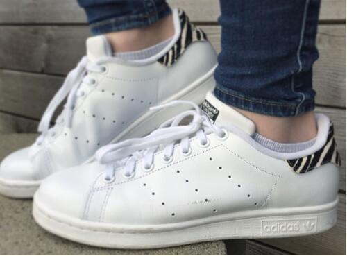 Abverkauf 75% Adidas Schuhe Stan Smith W F34308 Cleora