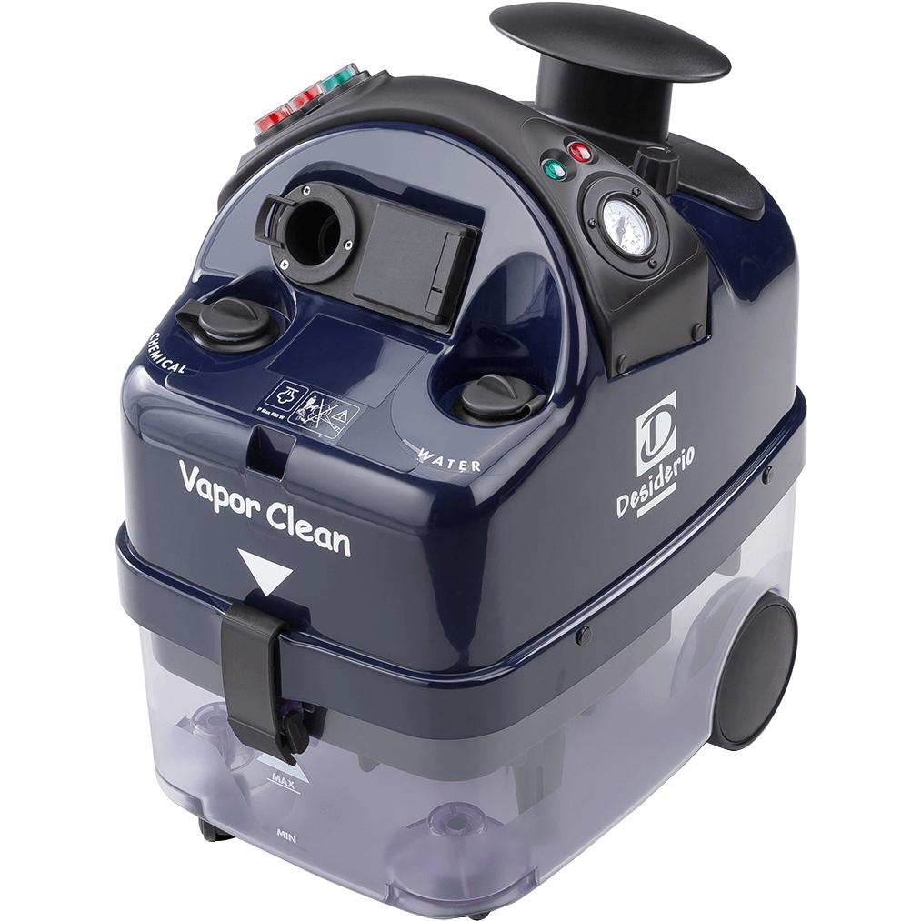 Vapor clean desiderio plus all surface commercial steamer steam