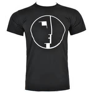 NEW /& OFFICIAL! Bauhaus /'Logo/' T-Shirt